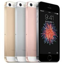 Apple iPhone SE 16/64/128GB UNLOCKED GSM (AT&T T-Mobile +More 4G LTE Smartphone