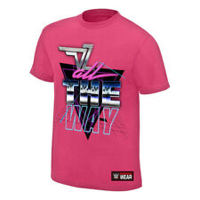 WWE Dolph Ziggler All The Way Authentic T-Shirt