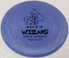 FREE SHIP!!! - Soft Wizard - Gateway Disc Sports - Blue - 163g 175g 176g
