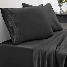 Sweet Home Collection 1800 Thread Count Egyptian Quality Brushed Microfiber 4 P