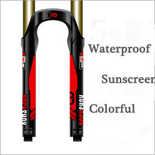 ROCK SHOX Protective MTB front Fork Stickers for mountain bike DH race decals