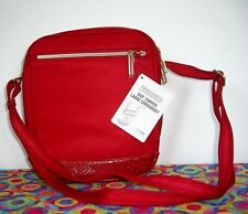 NEW* Travelsmith  Crossbody  Nylon Bag with RFID Protection  (COLORS)    (R$79+)