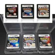 Pokemon Game Card Platinum Pearl Diamond For Nintendo 3DS NDSI NDSL DS NDS Lite