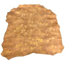 Lambskin Leather Hide Tan Skins Craft Material Thin Genuine Leather Hides FS705