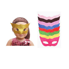 Handmade Fashion Bling Bling Party Mask for 43-45 cm Zapf Baby Born Doll Clothes