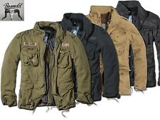 Brandit Men's Very Warm Winter Parka Jacket Army Removeable Cozy Lining Giant