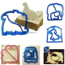 DIY Lunch Sandwich Toast Cookies Mold Cake Bread Biscuit Food Cutter Mould ESY1
