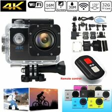 SJ9000 4K WiFi Action Sport Camera Waterproof DV DVR Cam Camcorder Full HD 1080P