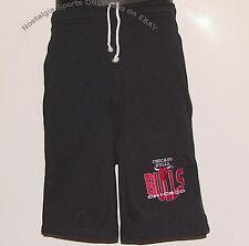 Vintage 90's NBA Chicago BULLS SHORTS The Game SEWN LOGO NWT New Old Stock NOS