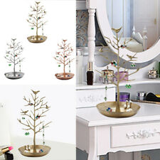 Tree Shape Jewelry Display Stand Necklace Ring Earring Holder Rack Organizer X1