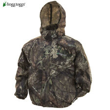 Frogg Toggs Pro Action Breathable Rain Suit Jacket - Mossy Oak Camo Choose Size