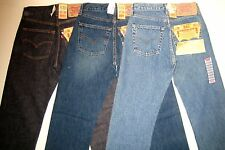 Levi´s Jeans 501 Straight/Straight Cut / 5 Colors NEW Instead of 99,90 Levis