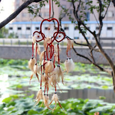 Dream Catcher Handmade Hanging Wall Ornament Decoration Car Feathers Feather