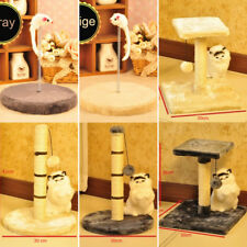 "New 16"" Cat Tree Tower Condo Furniture Scratching Post Pet Kitty Play House Toy"