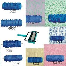 15cm Double Color Decoration Machine Printing Pattern DIY Painting Roller