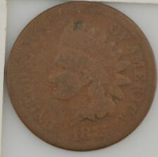 1875 Indian Head One Cent *Z89