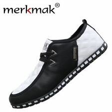 2017 new Fashion korean leisure men shoes spring men footwear autumn PU leather