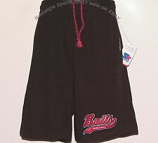 Vintage 90s Chicago BULLS STARTER Shorts Sewn SCRIPT LTRS NWT NEWOld Stock SMALL