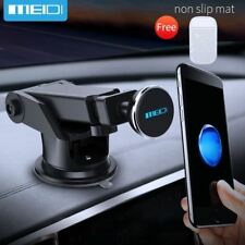 MEIDI Car Phone Holder Suction Windshield Mount Stand 360 Adjustable Phone Holde