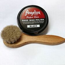 ANGELUS SHOE WAX POLISH  AMAZING PRODUCT  SHOES