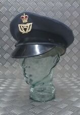 Genuine British Royal Air Force RAF Dress Hat With Warrant Officers Badge 57cm