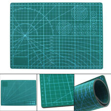 A2-A5 PVC Self Healing Cutting Mat Craft Quilting Grid Lines Printed Board New