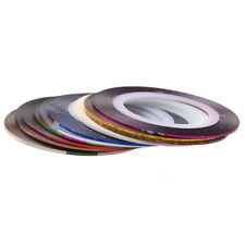 MutilColors Rolls Striping Tape Line Nail Art Tips Decoration Sticker