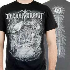 NECROPHAGIST - Mors - T SHIRT S-M-L-XL-2XL Brand New - Official T Shirt