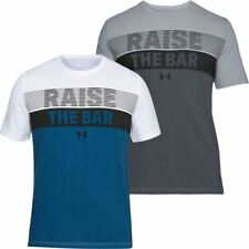 Under Armour Mens UA Raise The Bar Charged Cotton T-Shirt