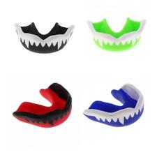 MMA Boxing Mouth Teeth Guard Mouthguard Gum Shield Football Safety Protector