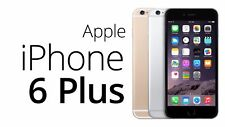 Factory Unlocked - Apple iPhone 6 PLUS 16GB/64GB/128GB AT&T T-Mobile Smartphone
