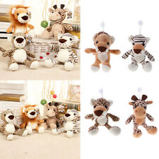 Soft Kids Toy Pet Tiger Leopard Plush Funny Animal Toys Doll Cute Baby Gift