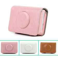 "For Polaroid Snap Touch Instant 3.5"" Camera Carrying Case Bag Cover PU Leather"