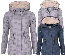 Urban Surface Ladies Winter Jacket Parka Coat Cozy Lining New Cotton NEW
