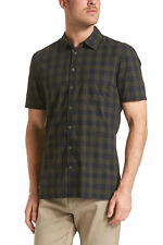 NEW JAG MENS Herman Check Short Sleeve Shirt  Casual Shirts