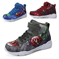 Kids Casual Shoes boys Sneakers athletic Sports Shoes For Toddler Children