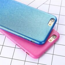 Luxury Ultra Thin Silk PU Leather Case For iphone 7 6 6S Plus Cover High Quality
