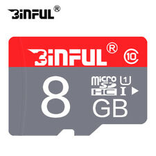 Big Sale OFF Micro SD Card 8GB TF Card SDHC Class10 High Speed With Free Adapter
