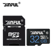 Memory Card 16GB/32GB Micro SD Card Class10 SDHC Flash for Smartphone W/Adapter
