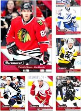 2017-18 Parkhurst RED Parallel **** PICK YOUR CARD **** From The SET