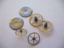 CORTEBERT 528,529,536,537 POCKET WATCH ASSORTED MOVEMENT PARTS