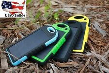 5000mAh-Waterproof-Solar-Charger-for-iPhones-iPads-Android-with-LED-torch