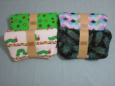 Shopping trolley capsule cover-Fits all trolley's-4 designs to choose from.