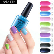 BELLE FILLE NAIL GEL POLISH 70+ choices CLASSIC RANGE UV/LED SOAK OFF Manicure