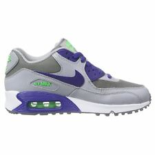 Nike Air Max 90 Mesh Grey Youths Trainers