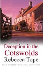 Deception in the Cotswolds by Rebecca Tope (Paperback, 2012)