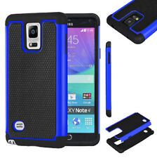 Hybrid Rugged Shockproof Rubber Hard Case Skin for Samsung GALAXY S6 S5 Note3
