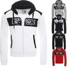 Geographical Norway glapping Hoodie Sweat Jacket Jumper Cardigan S-XXL