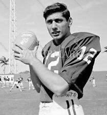DV547 Joe Namath Alabama Crimson Tide 1965 Sugar Bowl 8x10 11x14 16x20 Photo