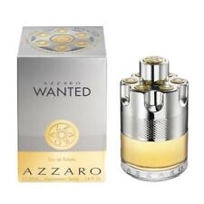 Azzaro Wanted 3.4 oz 3.3 oz 100 mL 1.7 oz 1.6 oz 50 ML for Men EDT Spray NEW NIB
